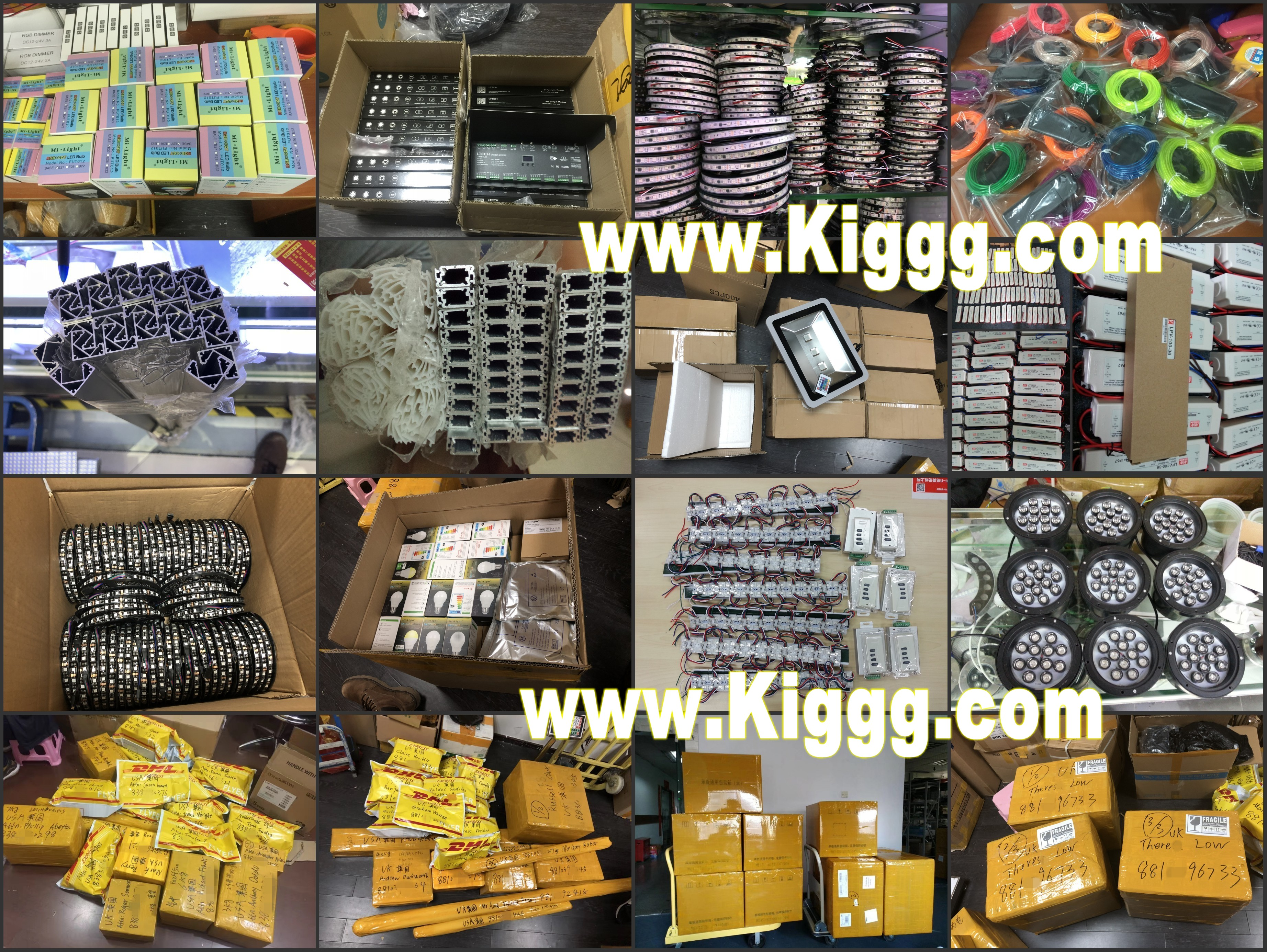 led_lights_controllers_shipping_to_Rotterdam_The_Hague_Utrecht_Eindhoven_Tilburg_Netherlands_kiggg_factroy_direct_sale