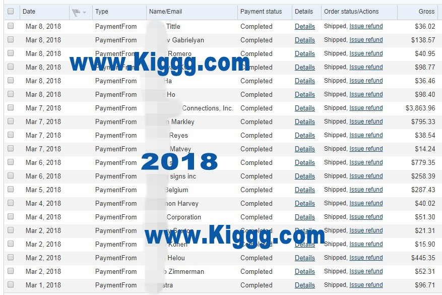 paypal_payments_to_kiggg_Rotterdam_The_Hague_Utrecht_Eindhoven_Netherlands