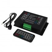 BC-380-8A Bincolor Controller 3CH RGB Controller With Wireless Remote
