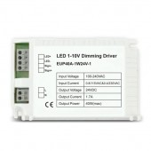 40W 24V 1-10V LED Constant Voltage Euchips Dimmable Driver EUP40A-1W24V-1