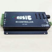 Smart LED Controller IR Sensitive RGB 5050 Music Dancing