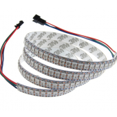1M SK6812 144LEDs/m DC 5V Addressable LED Pixel Strip Light 144pixels/M