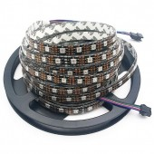 APA102 Strip DC 5V Addressable 60led/M Smart LED Pixel Light 16.4ft 5M 300LEDs