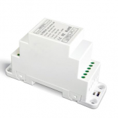 LTECH DIN-3011-12A DIN-Rail Screw LED Power Repeater 12A