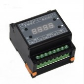 AC90-240V High Voltage DMX Dimmer 3 Channels Output 0-10V DMX303