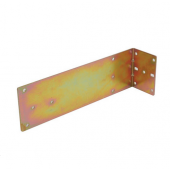 DRL-03A Din Rail L Bracket Used To Enclosed Range Of Products 10pcs