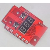 DM-106 DMX512 Decoder 2A With Digital Tube Display Addressable DMX PCB Board