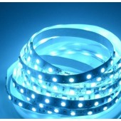 Ice Blue 5050 LED Strip Light 5M 300 LEDs DC 12v 60LEDs/m