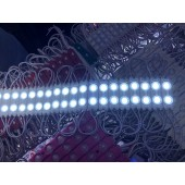 40Pcs 2LEDs SMD 5730 LED Module Waterproof String Light DC 12V