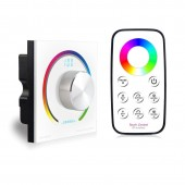 BC-K3-T3 Bincolor Led Controller Switch Knob Wall RGB Rotary Dimmer
