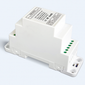 LTECH DIN-AMP-5A LED CV Power Repeater Led Din Rail Power Amplifier