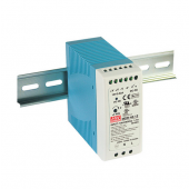 Mean Well MDR-40 40W Single Output Industrial DIN Rail Power Supply