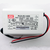 PLD-25 Series Mean Well 25W Transformer Power Supply LED Driver