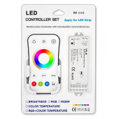 Skydance V5-M+R17 Led Controller 3A*5CH RGB+Color Temperature LED Controller Set