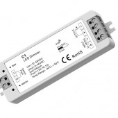 Skydance C1-700mA Led Controller 1CH*700mA 12-48VDC CC Dimming Controller (Push Dim)